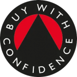 Logo - Buy with COnfidence, Hampshire COuntry Council, Trading Standards
